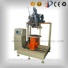 automatic CNC disc brush making machine