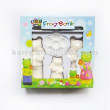 Kit de Pintura Cerêmica (três ursos)