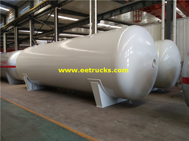 NH3 Bulk Storage Tanks