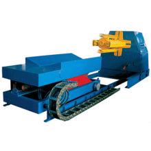10T Hydraulische vollautomatische Stahl Coil Decoiler zum Verkauf