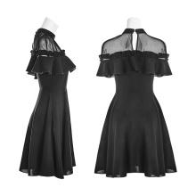 OPQ-308 PUNK RAVE  dresses casual long dress evening dresses  for black women