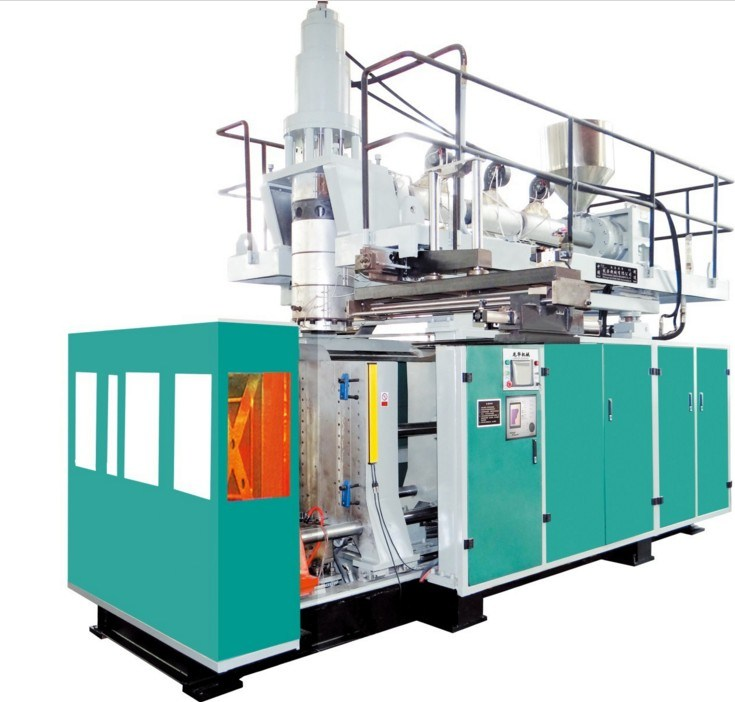 Plastic-Water-Bottle-Stretch-Extrusion-Blow-Moulding-Machine