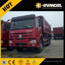 336HP Howo Dump Truck usagé à Dubaï
