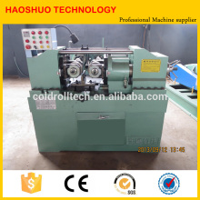 Hydraulic Two Axis Screw Threading Machine for bolts, steel rods