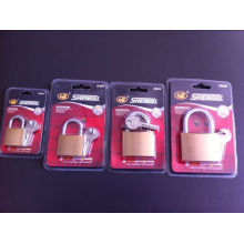 Safe and Popular Brass Padlock BMP