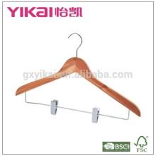 La mejor suspensión de la camisa del cedro del precio con los clips del metal