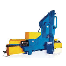 QG series inner and outer wall special shot blasting machine
