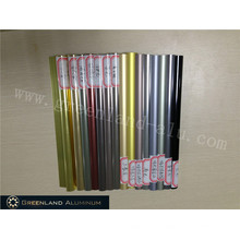 Aluminium Radius Tile Trim in Anodised Colors