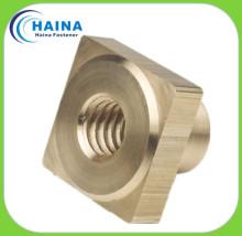 Brass Acorn Nut (M4-M20)