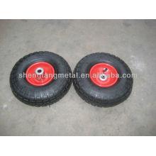 roda de borracha pneumática PR1001