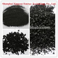 4-8 mm partículas de casca de coco plantas de carvão ativado