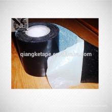 Sistema de revestimiento de cinta aplicado en frío de buena calidad y anticorrosión para tuberías subterráneas de acero
