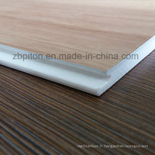 Anti Slip 8.5mm beau plancher en vinyle Wmpc