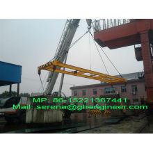 40 Feet Semi-Automatic Espalhador de contentores para grua de contentores