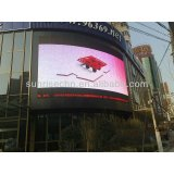 outdoor advertising digital display screens can work under cold and hottest weather
