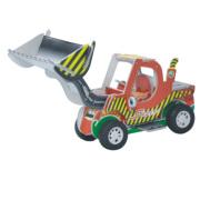 Ingeniería camiones rompecabezas juguetes