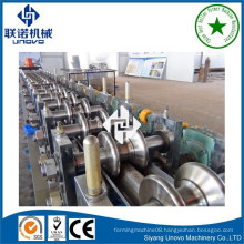 automatic sigma section highway guardrail roll forming machine