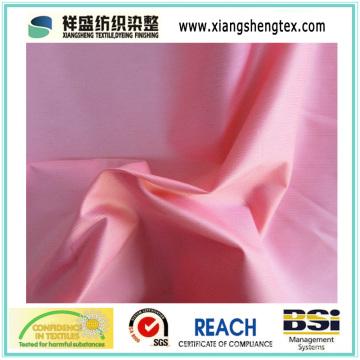 Vertical Bars Polyester Pongee Calendering