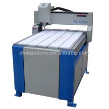 Pequeño enrutador de talla de cnc 3D / enrutador cnc de madera de alta calidad 6090