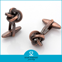 Wholesale Copper Man Cuff Links with Custom Design (BC-0022)