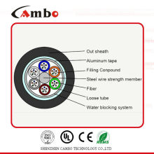 Free samples non-matallic armoured multi pairs SM/MM fibre optic cable installation companies