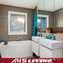 Heißer verkaufender moderner Lack-Badezimmer-Eitelkeit für Großverkauf (AIS-B016)