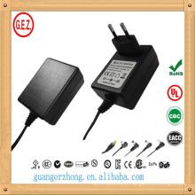 Adaptador de energia DC CB GS EMC LVD CCC WEE 12v dc ul