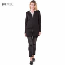 Manteau Mi-Long Black Pant Coat