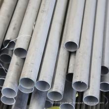 Tubo de acero inoxidable sin costura 316L para gas