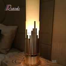 Modern Good Quality Antique Brass Bedsides Table Lamp, Hotel Project Lighting