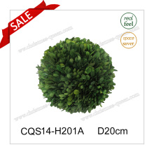 D20cm Fresh Leaves Boxwood Decorative Party Decoration Flower