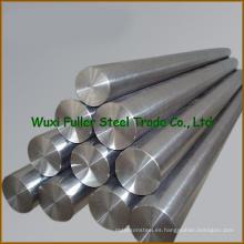 Barra de titanio y aleación de titanio / barra de Ti Gr. 5 / Ti6al4V