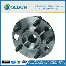 Aluminum alloy precision casting wheel hub