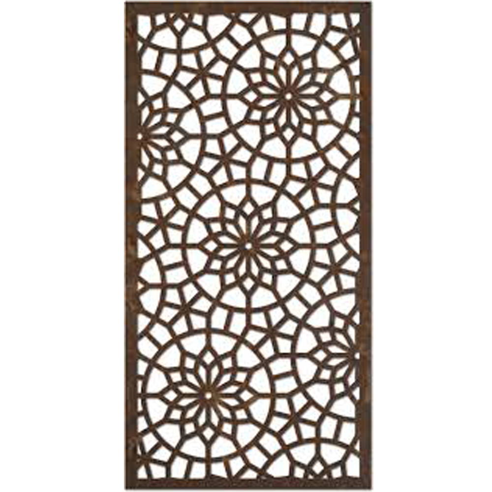 Laser Cut Metal Art Balcony Panels