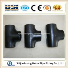 standard carbon steel seamless Tee