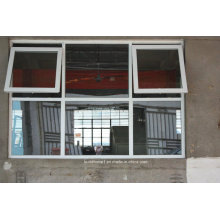 Portas deslizantes e janelas de vidro duplo de alumínio completamente feitas sob encomenda