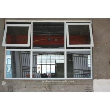Portes coulissantes et fenêtres à double verre en aluminium entièrement usées