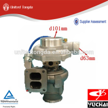 Turbocompressor Genuíno Yuchai para A3502-1118100-135