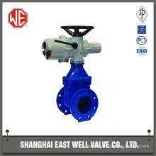non rising stem gate valve 80 degree