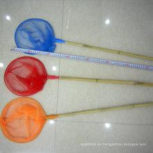 herramienta de pesca nylon monofilamento red de pesca para niños