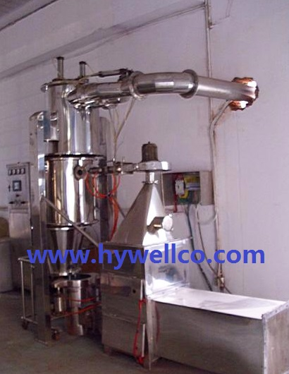 Boiling and Fluid Bed Granulator