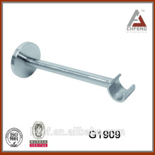 polished single bracket for curtain/metal curtain bracket/long curtain bracket