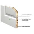 New Design Melamine Wooden Door For Internal Interior Door