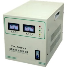 Singe Phase High Accuracy Full Automatic AC Voltage Stabilizer
