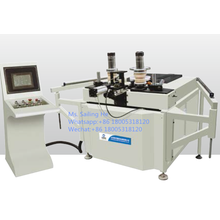Máquina de dobra do arco do rolo do CNC para os perfis de alumínio