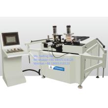 Máquina dobladora CNC de arco para perfiles de aluminio