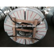 Porzellanherstellung feuerverzinktes Stahlband