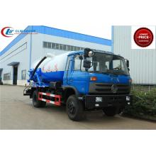 2019 New Dongfeng 10000litres sewage suction truck