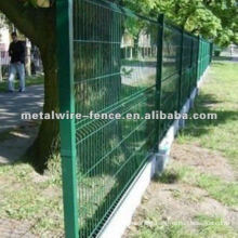 high quality V wire mesh fence