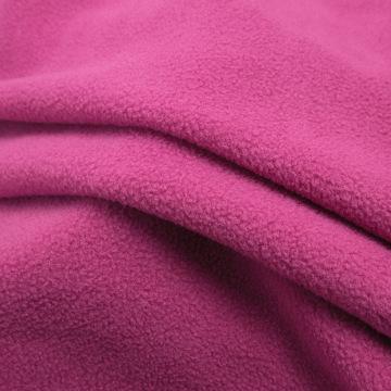 100% Polyester Polar fleece Jacket fabric